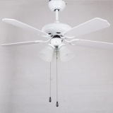 zhongshan Esc reverse function 110-240v 48'' ceiling fan light guangdong