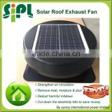 vent tool Solar Panel Powered Roof mounted Ventilation Air Exhaust Fan with dc motor solar power attic exhuast fan