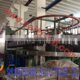 SAITU company inside powder coating machine for extinguisher cylinder production