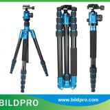 BILDPRO Travel Tripod Photography Accessory Digital Camera Safety Tripod Stand