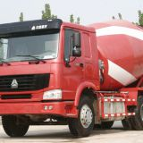 CHINA BRAND CONCRETE MIXER/CEMENT TRUCK 6*4 LOADING 8CBM