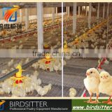 Poultry farm chicken equipment with auto feeder and drinker                                                                         Quality Choice