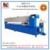 WG-111 Full Auto Spiral Tube Bending Machine