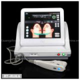 High intensity focused ultrasound HIFU Professional Face lifting Ultherapy machine