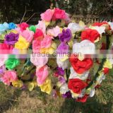 Wholesale decoration floral hoop , Christmas garland , wreath for headwear M5040815