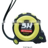 "16 FT 3/4"" Heavy Duty Tape Measure with Hand Strap Belt Clip Thumb Lock 5M New"
