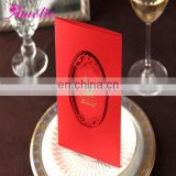 ACW2018 Red Middle East Wedding Invitation Cards