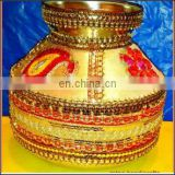Decorated Kalash Lota RH-Kalash-204