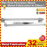 stainless steel bath towel rack/towel bar/grab bar made in China