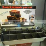 SMART BROWNIE PAN SET