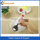 Best Selling Carton Spoon Stainless Steel Children Spoon for Promotion