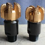 matrix body and steel body PDC bit for well drilling