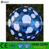 Summer water toys PVC inflatable beach ball for promotional gifts