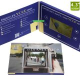 Business Gift Use and TV&Movie Character Theme lcd video brochure card
