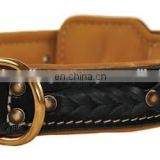 Wholesale Leather dog collars and Leashes
