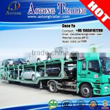 2/3 Axles Hydraulic Car SUVs Vehicle Carrier semi-trailer Car Transporters Truck Trailer