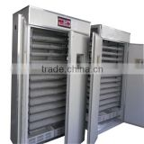 Automatic incubator and hatcher/egg incubator hatchery/chicken poultry farm breeding equipment