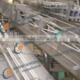width adjustable international food grade POM conveyor belt