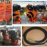 Electric concrete vibrator for sale