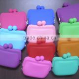 new style silicone coin wallet and coin sorter wallet for lady