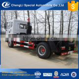 100% china factory sale hooklift refuse collection truck with bottom price