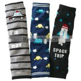 lovely cartoon animal design baby boy leg warmers