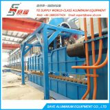 Aluminium Extrusion Profile Atomised Water-Spray-Cooling