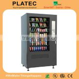 2015 snack and drink combo vending machine with CE high quality &good price