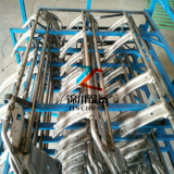 Working Position Apparatus For Auto Parts , Turnover Trolley