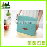 China manufacture Oxford insulated cooler bag