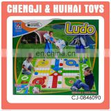Best selling custom design super quality outdoor toy ludo