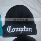 Factory Direct Custom fabric beanie