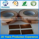 good quality copper foil tape copper earthing tape tinned adhesive copper foil tape