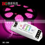 touch panel led rgb controller 36 built-in color changing programs RGB strip led controller