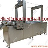 Continuous Frying Machine For Green Peas|Peanut|Broad Beans|French Fries|Potato chips