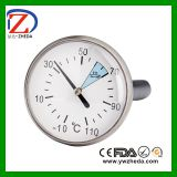 ZD-M003 professional round water thermometer