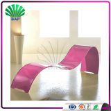Fancy Reclining Chair Colorful Living Room Furniture Plexiglass Party Chair