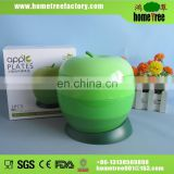 apple shape plastic candy box