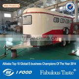 Angle horse float,Extened horse float trailer,Horse box trailer                                                                         Quality Choice