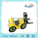 Diy paper <b>model</b> <b>car</b> <b>model</b> toy <b>mini</b> toys