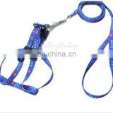 Brand New Nylon Pet Cat Doggie Puppy Leashes Lead Harness Belt Rope Hot Sell