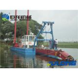 river suction dredger