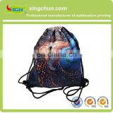 2015 Wholesale Polyester Drawstring Bag For Sports