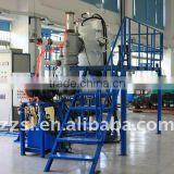Vacuum induction sintering furnace with high sintering speed