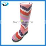 Ladies pvc rain boot