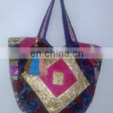 Vintage banjara 2016 latest design shopping bag banjara bag hippie bag india bag wholesale