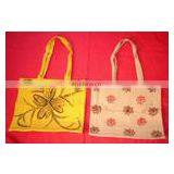 Canvas Bags with hand painting