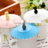 High quality of silicone tea cup cover