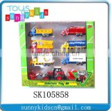 High quality die cast model car metal toy truck