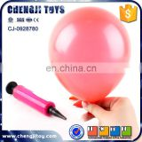 Balloon with inflator stuffed ball non latex water balloons
